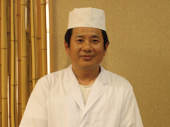店主 谷 寿夫